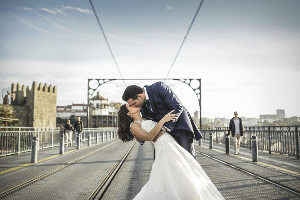 Fotógrafía de boda en Toledo