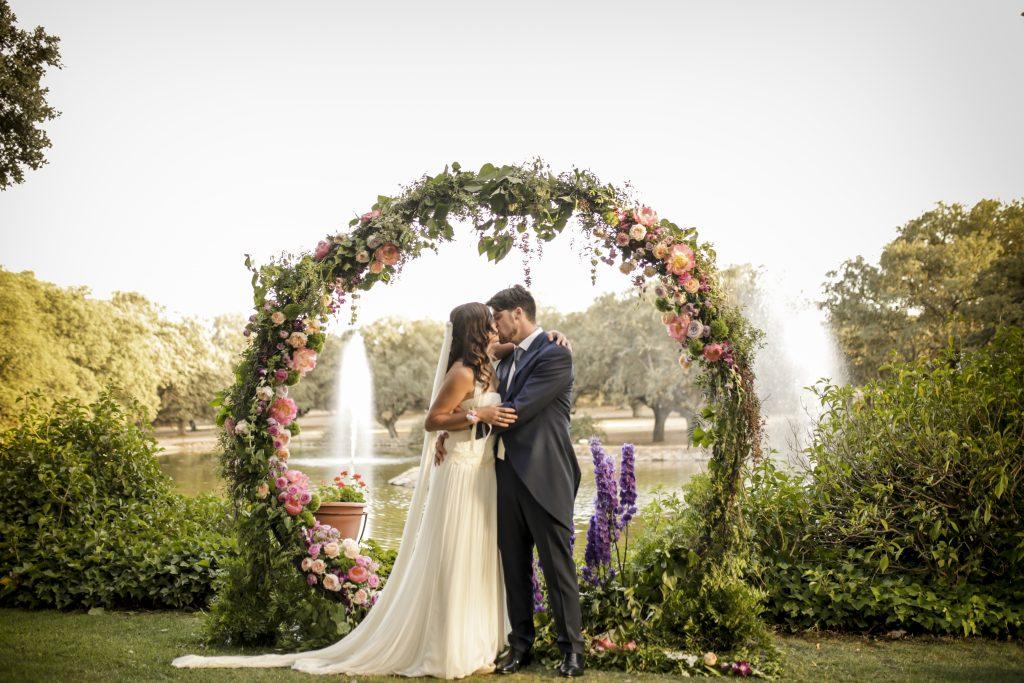 Fotografía de boda en Madrid