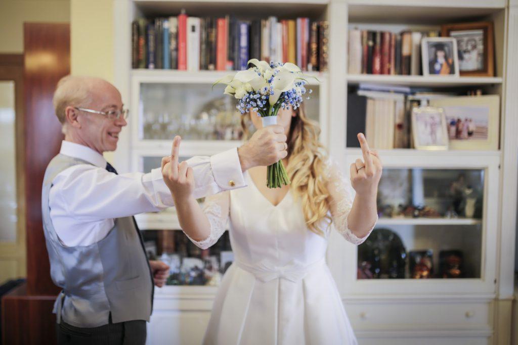 Fotos originales de novias