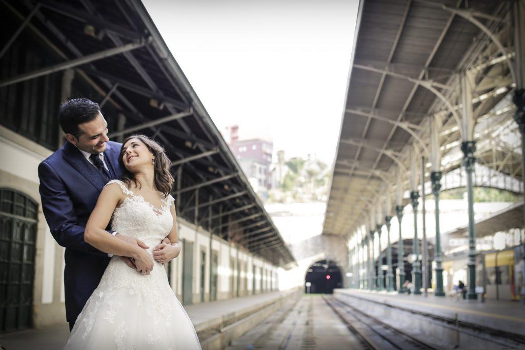 Fotografía de boda profesional en Toledo